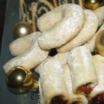 Kiflice s orasima recept