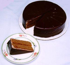 zaher torta recept