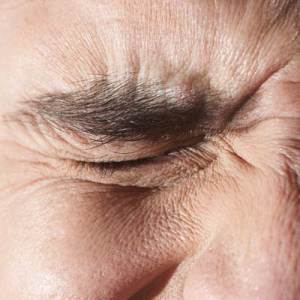 bol u oku