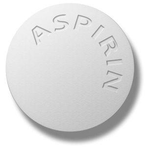 aspirin alergija