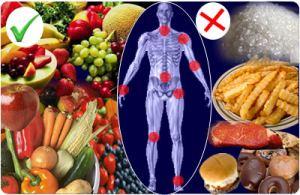dijeta i vezbe za artritis