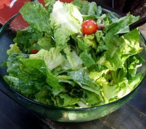 zelena salata kalorije