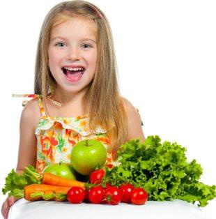 zdrava ishrana za decu