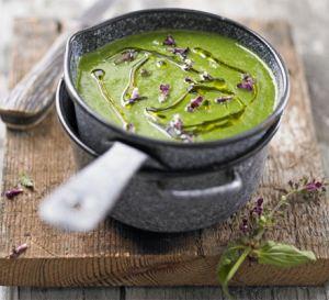 Salate i supe od lekovitog bilja