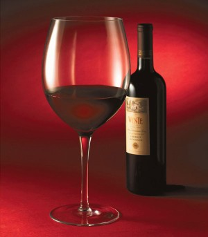 kuvano vino prehlade