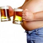Od litra piva ne raste stomak
