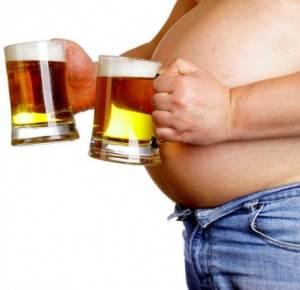 pivo stomak