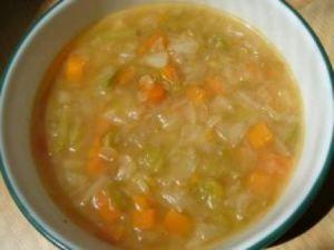 Krem supa od kupusa