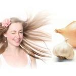 Kako koristiti beli luk za kosu