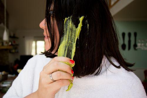 maska za kosu avokado med maslinovo ulje