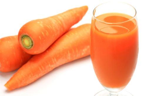 Sok od šargarepe, lekovitost – recept