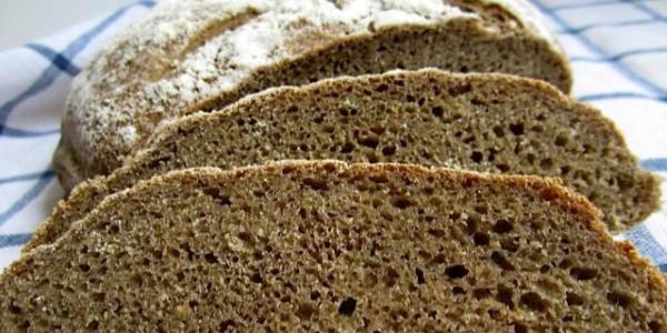 Hleb od heljdinog brašna sa i bez kvasca – recepti