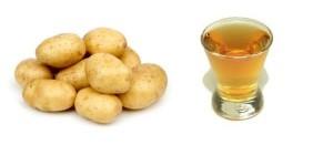 sok od krompira recept