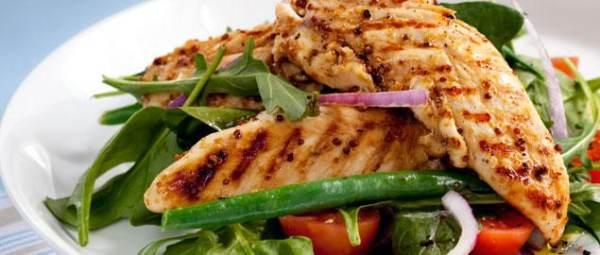 Visoko proteinska dijeta od 1200 kalorija