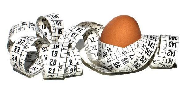 Dijeta sa kuvanim jajima – varijante sa jogurtom, mesom, narandžama