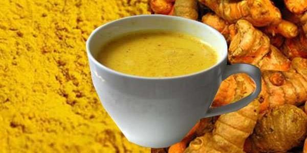 Zlatno mleko od kurkume