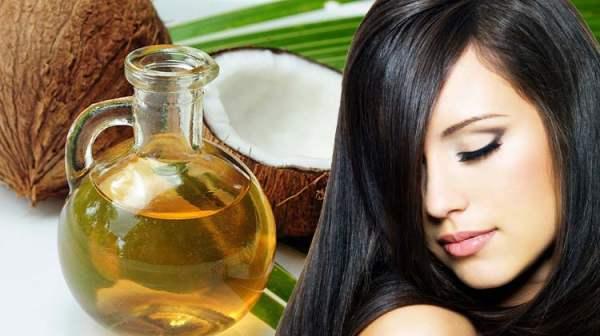 kokosovo ulje za kosu limun
