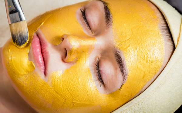 Image result for maska od kurkume