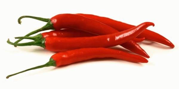 Ljute papričice za bolje zdravlje