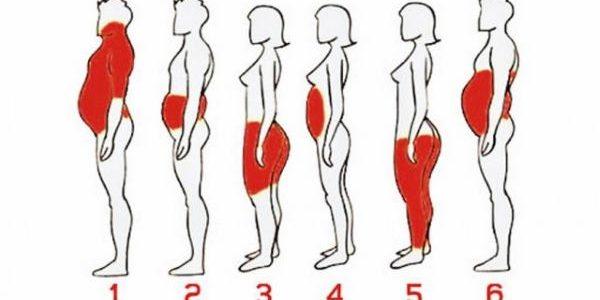Evo gde vaše telo skladišti masti i kako da ih se rešite