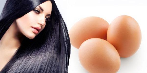 Jaje za kosu: Maske koje sprečavaju opadanje kose i pomažu joj da poraste