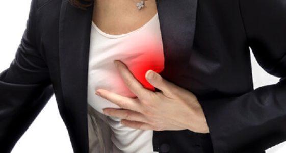 Bol ispod leve dojke mogući uzroci