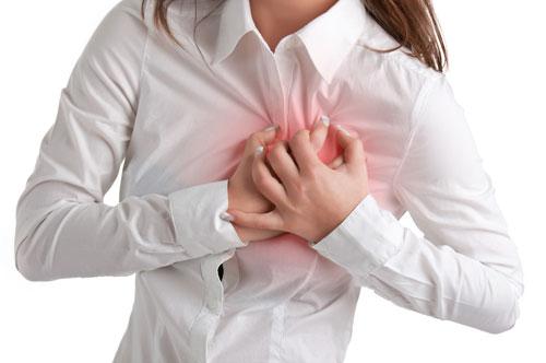 bol ispod dojke