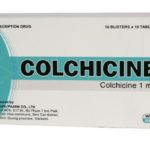 kolhicin tablete