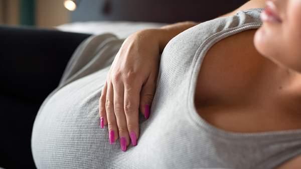 kvrzice na dojci u trudnoci