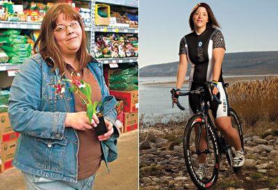 voznja bicikla za mrsavljenje stomaka