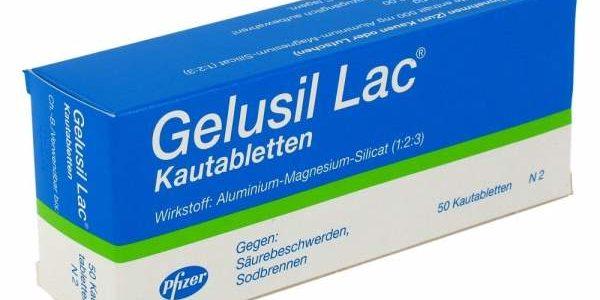 Gelusil lac tablete protiv želudačne kiseline – upotreba, doziranje, neželjena dejstva