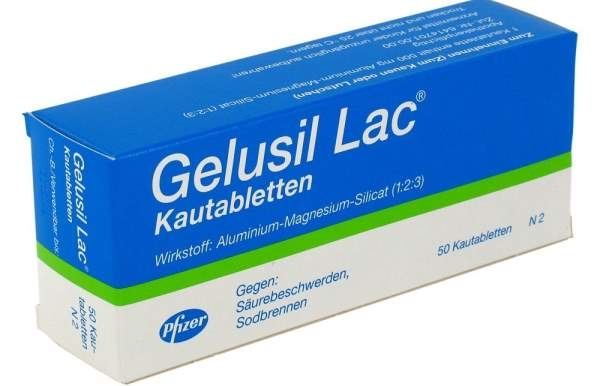 gelusil lac
