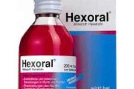 Hexoral (Heksoral) rastvor i sprej za ispiranje usta – cena, upotreba, sastav