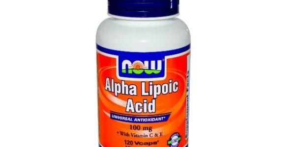 Alfa lipoinska kiselina za dijabetes