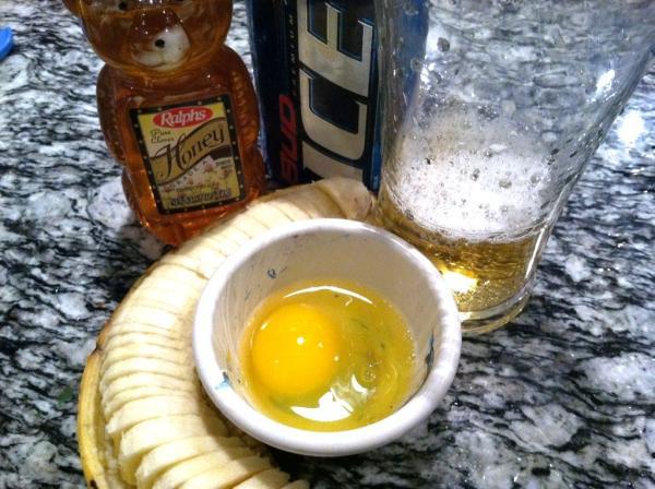 jaja i pivo za kosu